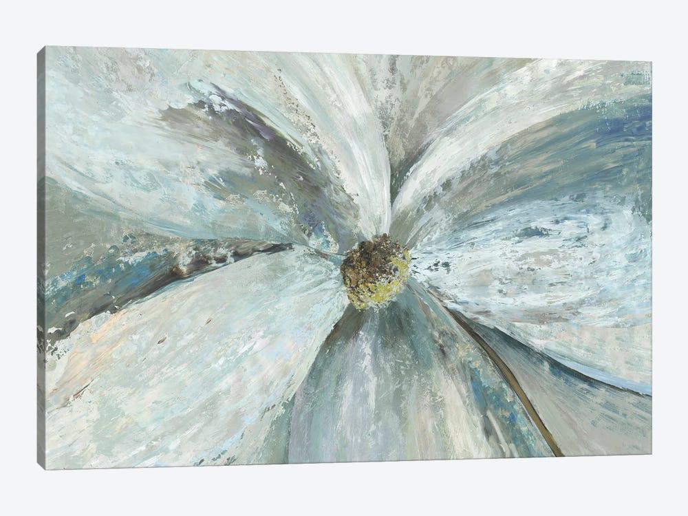 Silk Petals by Asia Jensen 1-piece Canvas Wall Art