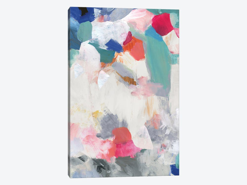 Summer Together II by Asia Jensen 1-piece Canvas Wall Art