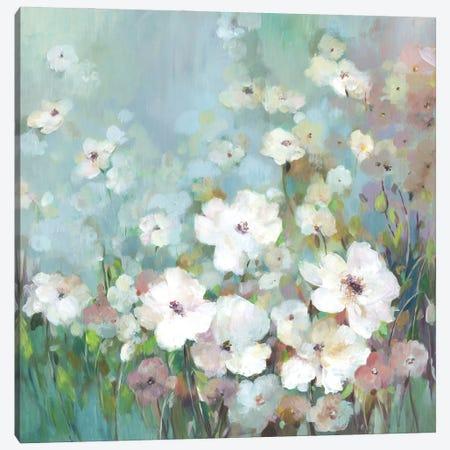 Field Flower Garden Canvas Print #ASJ532} by Asia Jensen Canvas Artwork