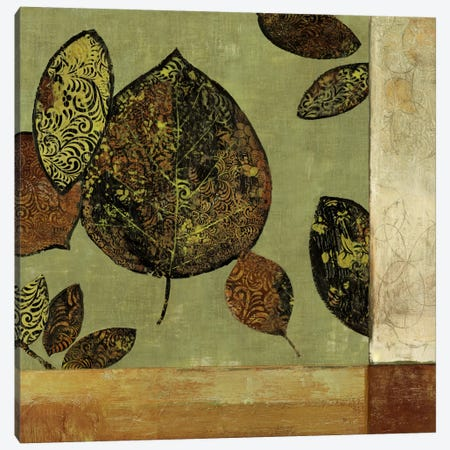 Collectibles II Canvas Print #ASJ55} by Asia Jensen Canvas Artwork