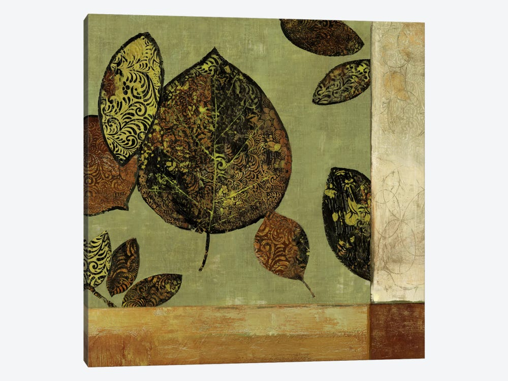 Collectibles II by Asia Jensen 1-piece Canvas Wall Art
