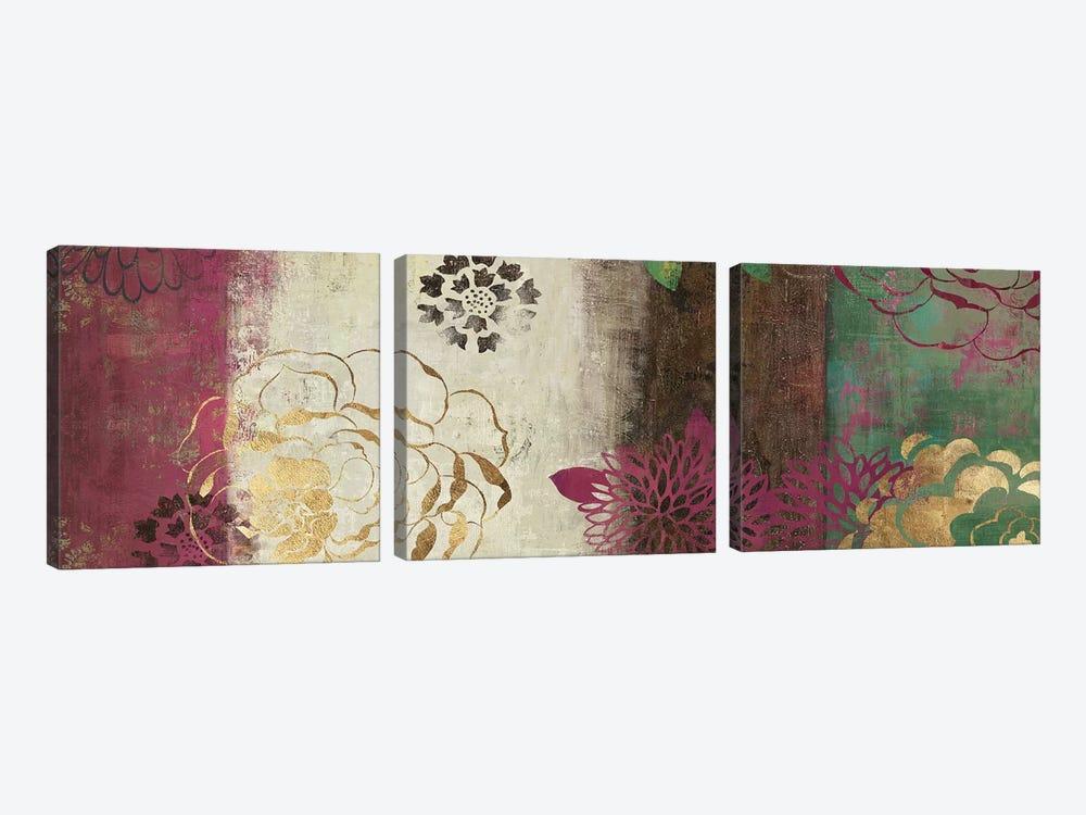 Eden by Asia Jensen 3-piece Canvas Wall Art