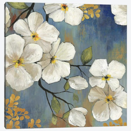 En Flor I Canvas Print #ASJ78} by Asia Jensen Canvas Art Print