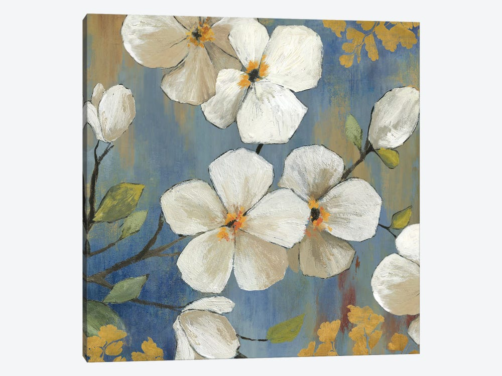 En Flor II by Asia Jensen 1-piece Canvas Artwork