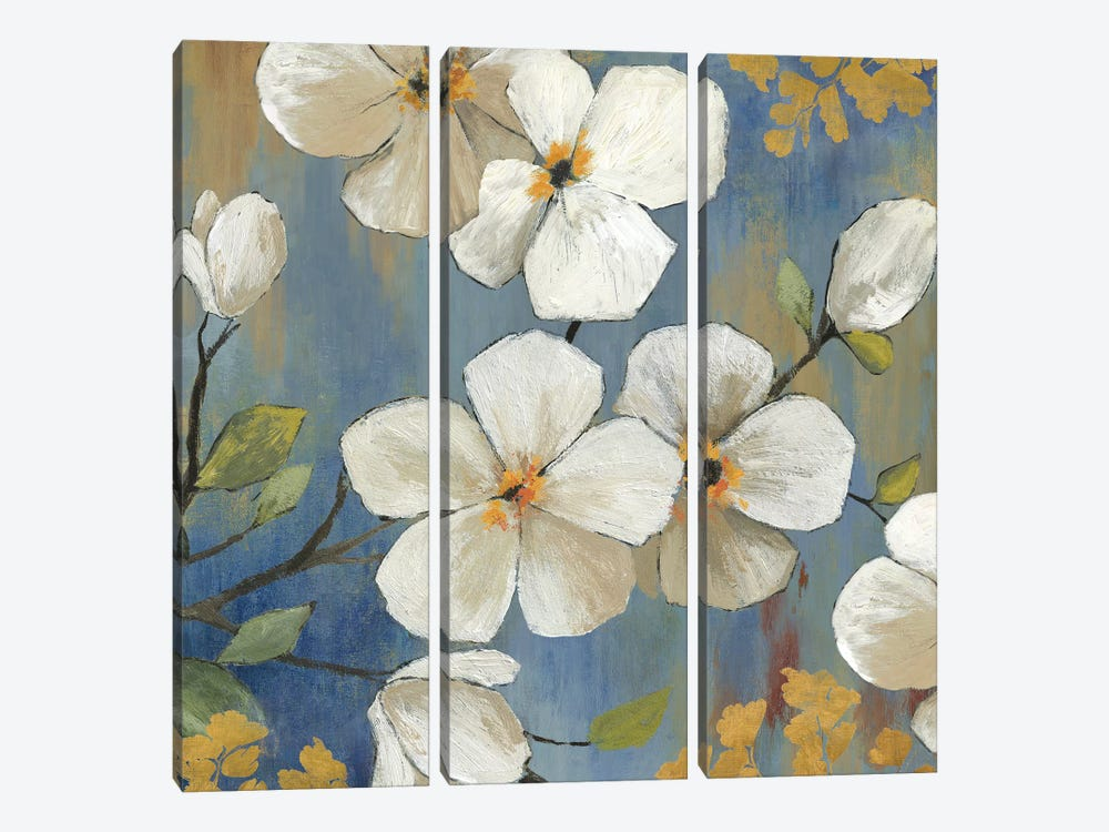 En Flor II by Asia Jensen 3-piece Canvas Art