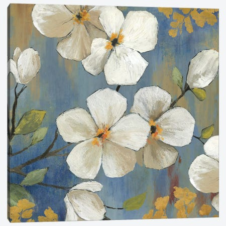 En Flor II Canvas Print #ASJ79} by Asia Jensen Canvas Print