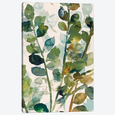 Fall Leaves II 3-Piece Canvas #ASJ81} by Asia Jensen Canvas Art