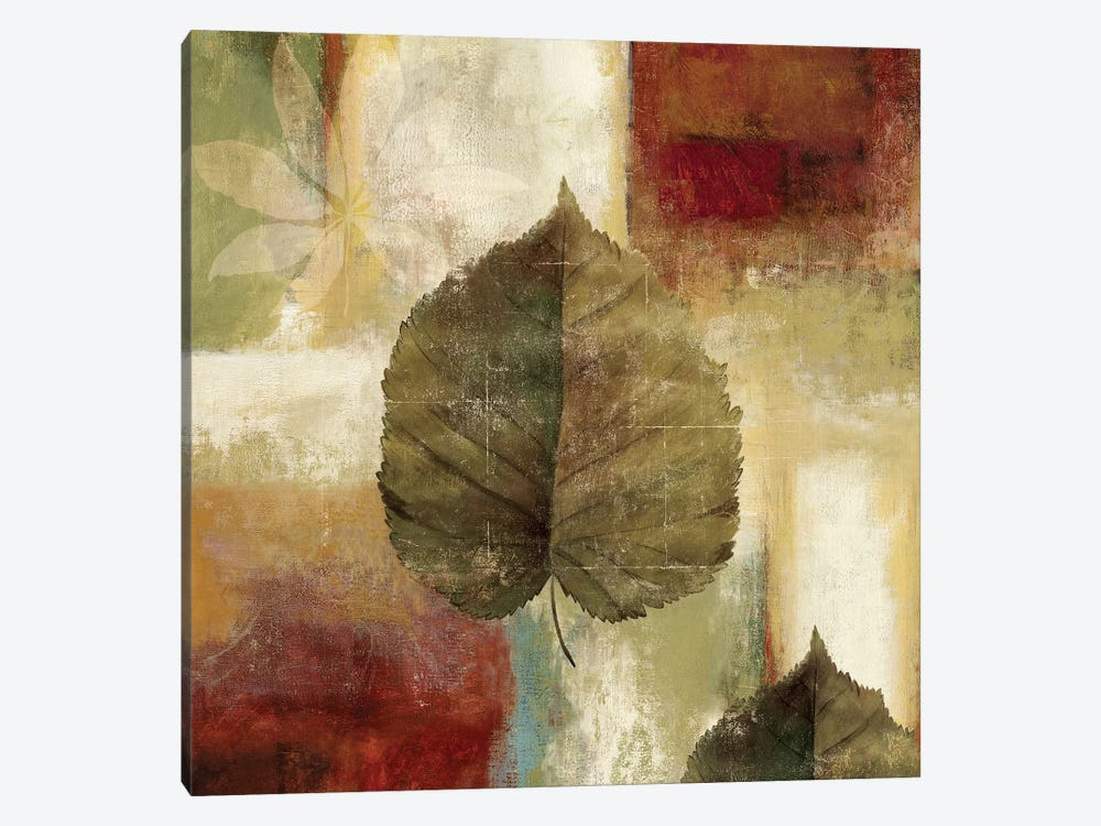 Floating Along by Asia Jensen 1-piece Canvas Print