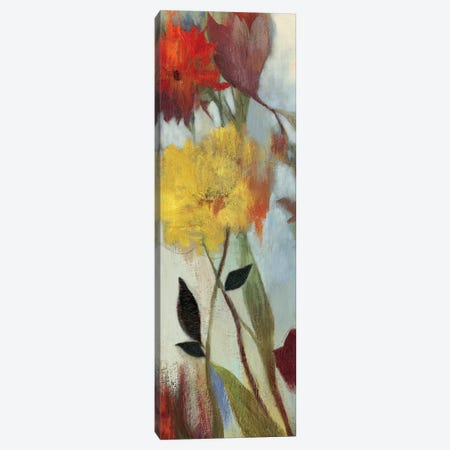 Floral Medley I Canvas Print #ASJ96} by Asia Jensen Canvas Art