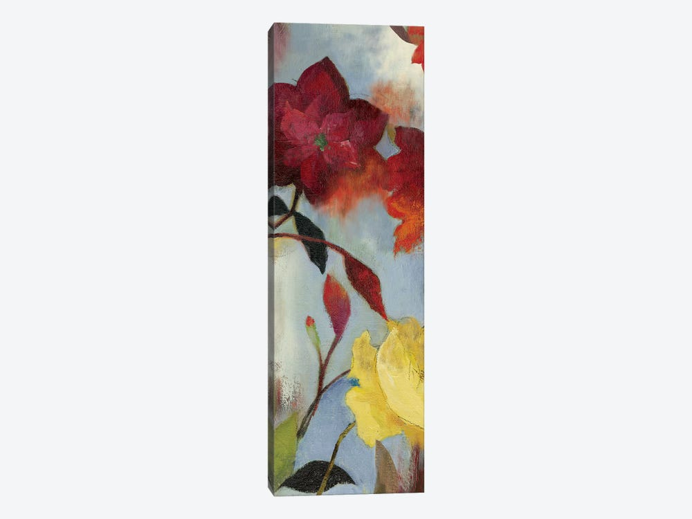 Floral Medley II by Asia Jensen 1-piece Canvas Wall Art