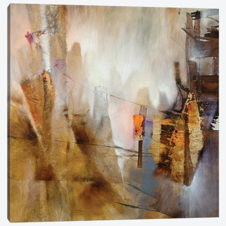 Detached Canvas Print #ASK100} by Annette Schmucker Canvas Wall Art