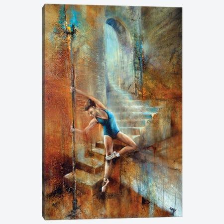 Balance Canvas Print #ASK105} by Annette Schmucker Art Print