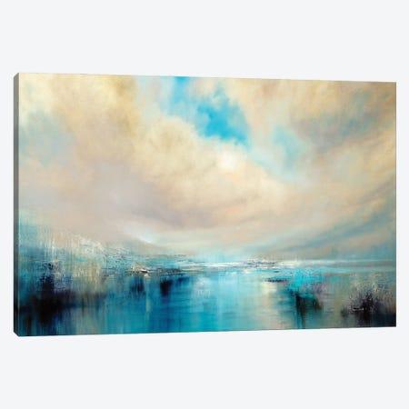 Arrived Canvas Print #ASK12} by Annette Schmucker Canvas Artwork