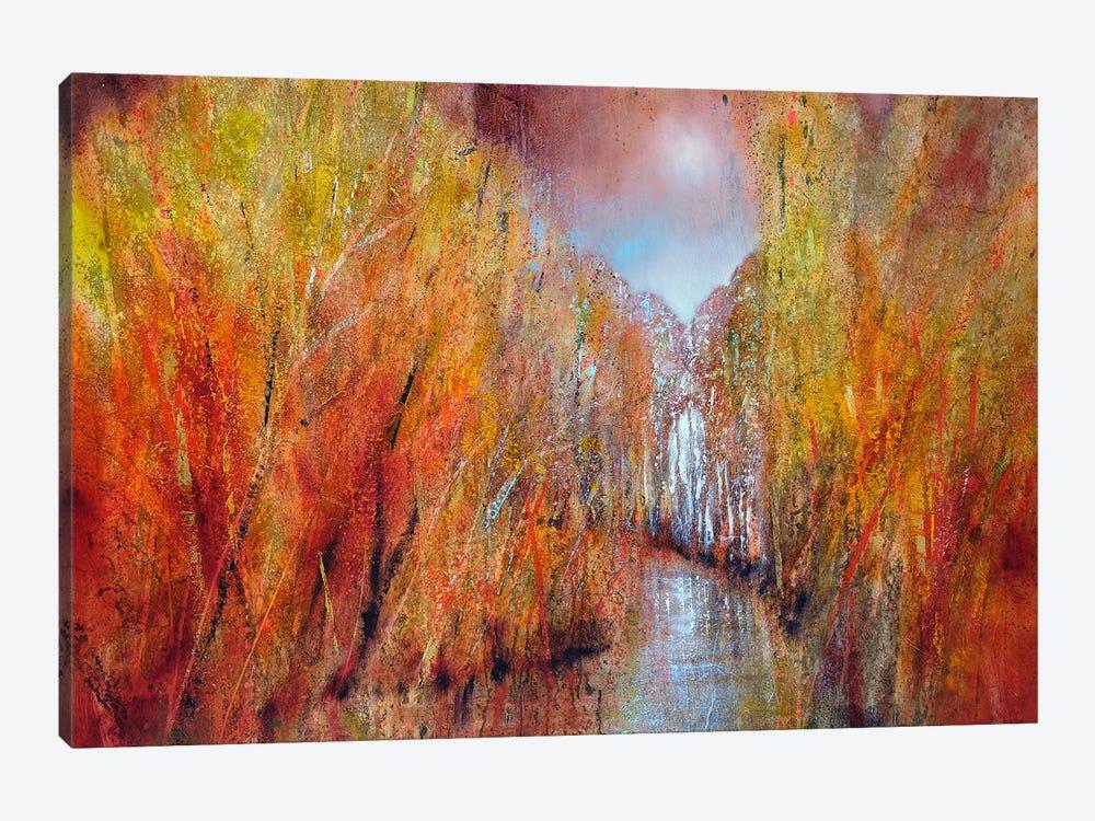 Autumn by Annette Schmucker 1-piece Art Print