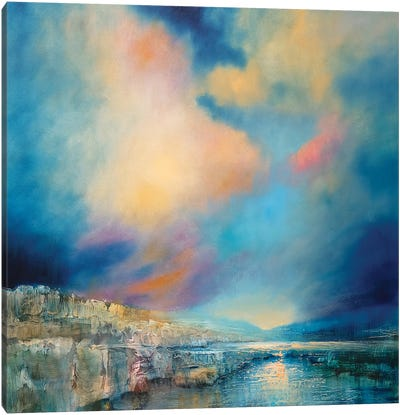 Gentle Silence Canvas Art Print