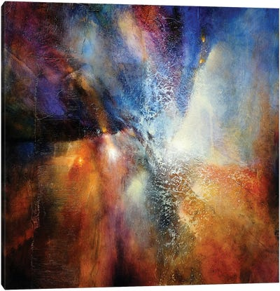 Abstract Composition Canvas Art Print