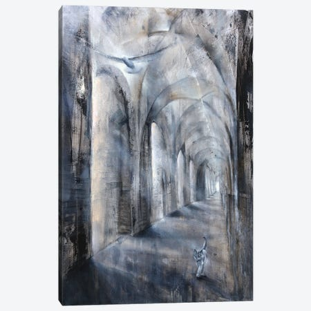Light And Shadow Canvas Print #ASK50} by Annette Schmucker Canvas Artwork