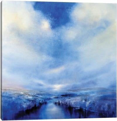 Light Space Canvas Art Print