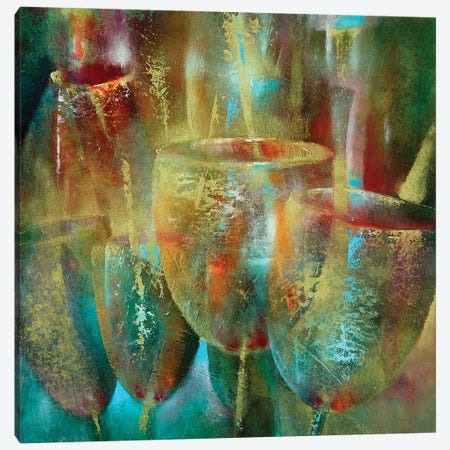 Reflection Canvas Print #ASK64} by Annette Schmucker Canvas Wall Art