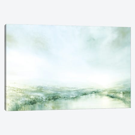 Morning Dew Canvas Print #ASK93} by Annette Schmucker Canvas Wall Art