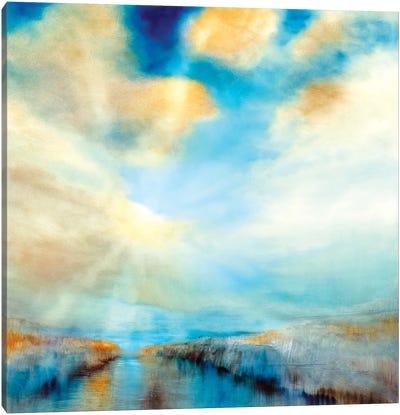 Ins Offene Canvas Art Print