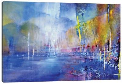 In Harbour Canvas Art Print