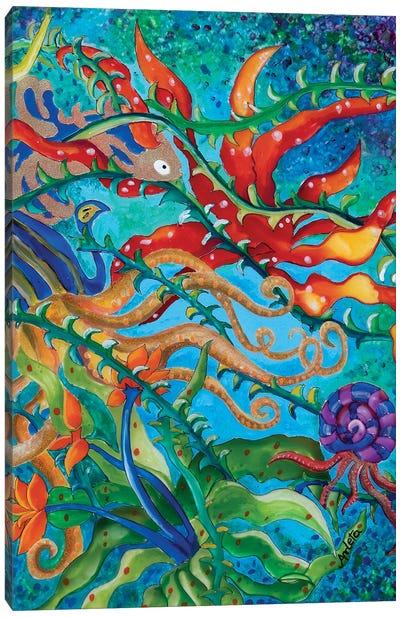 Underwater Carnival Canvas Art Print