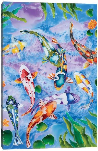 Cundy Fish Canvas Art Print