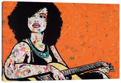 Instrumental Canvas Art Print