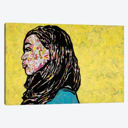 Let Go Canvas Print #ASM17} by Amy Smith Art Print