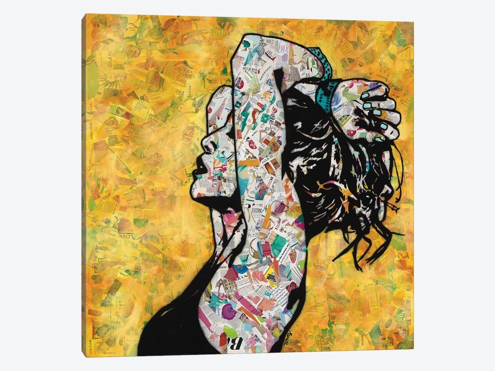 Sensual by Amy Smith 1-piece Canvas Art