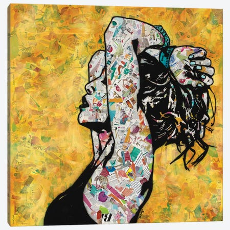 Sensual Canvas Print #ASM25} by Amy Smith Canvas Wall Art