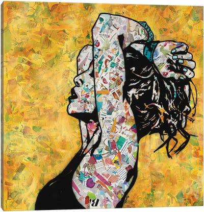 Sensual Canvas Art Print