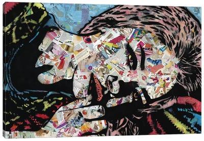 Sleep Canvas Art Print