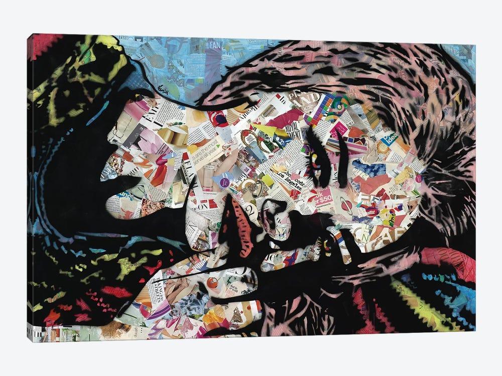 Sleep by Amy Smith 1-piece Canvas Artwork