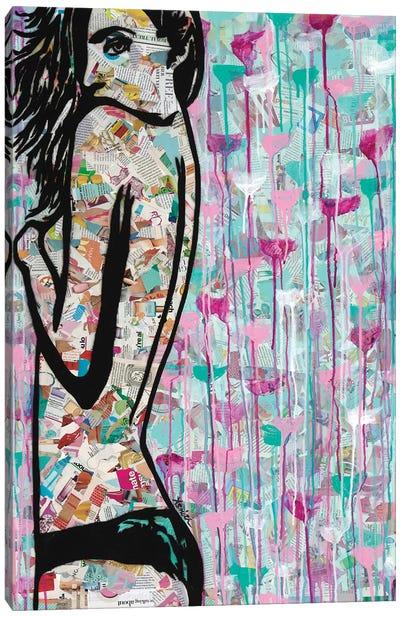 Vulnerable Canvas Art Print