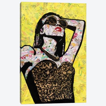 Shine Bright Canvas Print #ASM42} by Amy Smith Canvas Print