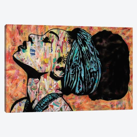 Breathless Canvas Print #ASM5} by Amy Smith Canvas Art Print