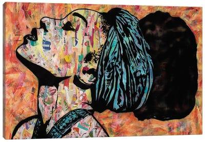 Breathless Canvas Art Print