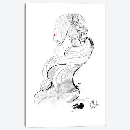 The Alice Canvas Print #ASN18} by Alison Petrie Canvas Art Print