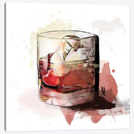 Bowd's Drink Canvas Print #ASN26} by Alison Petrie Art Print