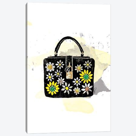 Bloom Bag Canvas Print #ASN31} by Alison Petrie Canvas Art Print