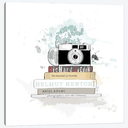 Photographer Canvas Print #ASN47} by Alison Petrie Canvas Print