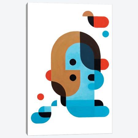 Me, Myself And I Canvas Print #ASQ16} by Antony Squizzato Art Print