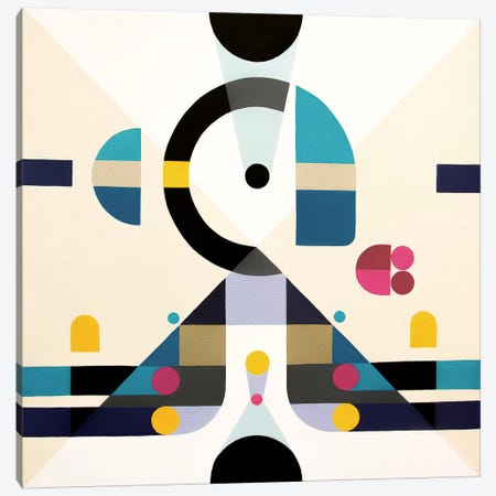 Open Minded Canvas Print #ASQ20} by Antony Squizzato Canvas Print