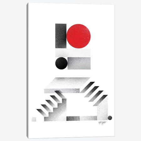 Openspace III Canvas Print #ASQ23} by Antony Squizzato Canvas Art Print