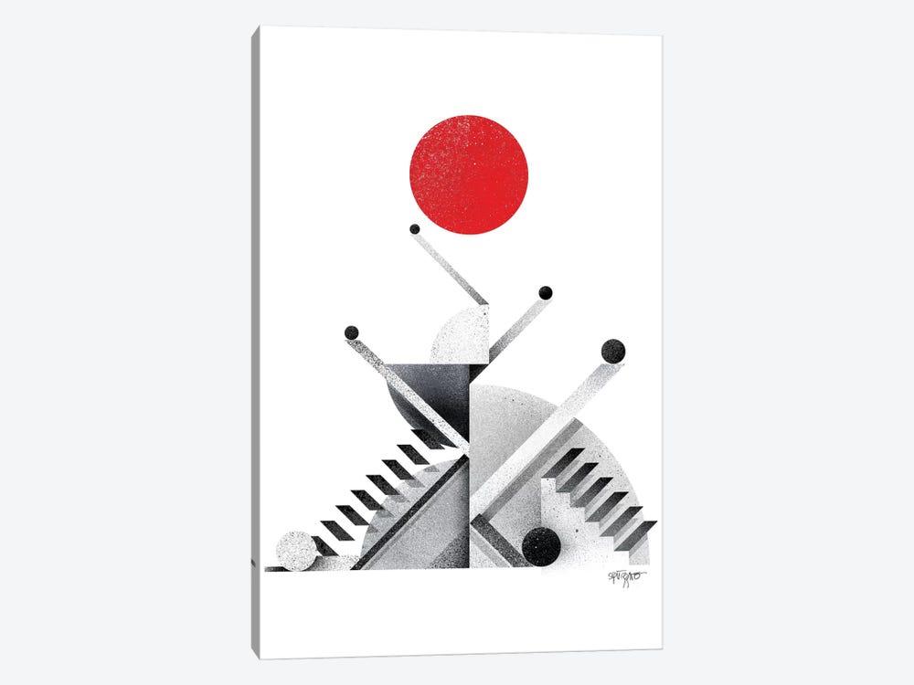 Openspace V by Antony Squizzato 1-piece Canvas Print