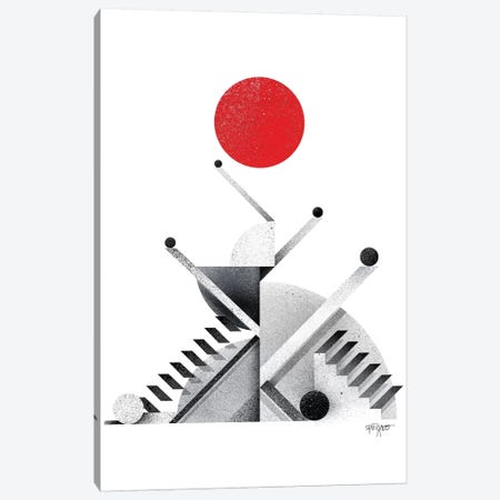 Openspace V Canvas Print #ASQ25} by Antony Squizzato Canvas Art