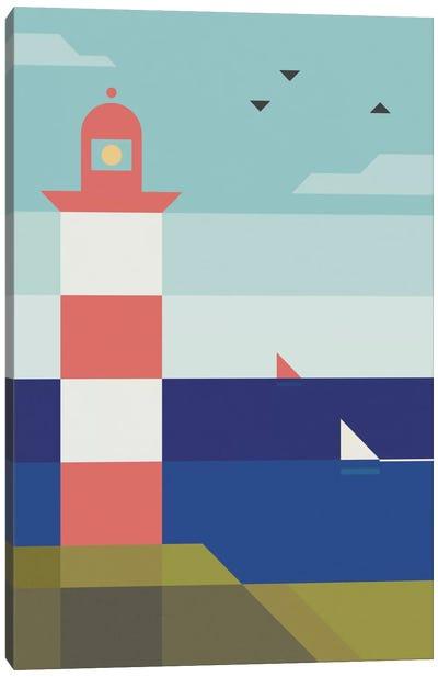 Lighthouse Canvas Print #ASQ2