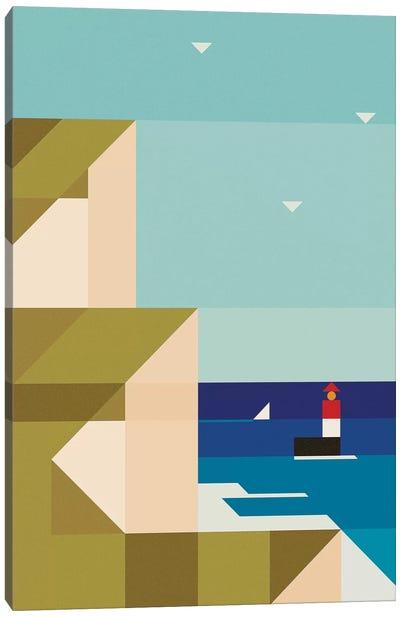 Sea Cliffs Canvas Print #ASQ38